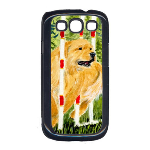 Carolines Treasures SS8906GALAXYSIII Golden Retriever Galaxy S111 Cell Phone Cover