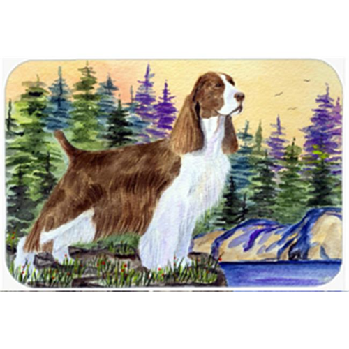 Carolines Treasures SS8105MP Springer Spaniel Mouse Pad Hot Pad & Trivet