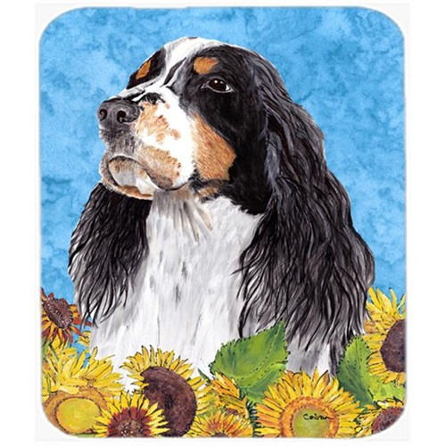 Carolines Treasures SC9058MP Springer Spaniel Mouse Pad Hot Pad Or Trivet