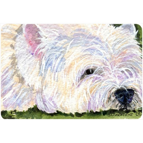 Carolines Treasures SS8831MP Westie Mouse pad hot pad or trivet