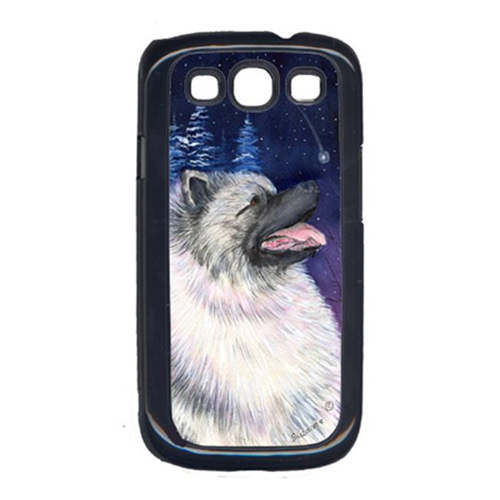 Carolines Treasures SS8350GALAXYSIII Starry Night Keeshond Galaxy S111 Cell Phone Cover
