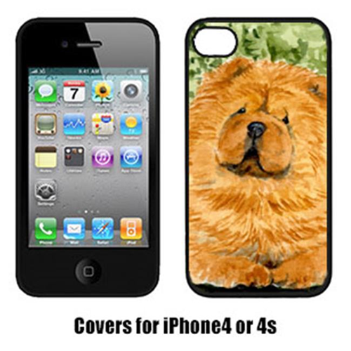 Carolines Treasures SS8709IP4 Chow Chow Iphone4 Cover