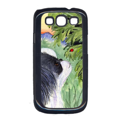 Carolines Treasures SS8259GALAXYSIII Japanese Chin Galaxy S111 Cell Phone Cover