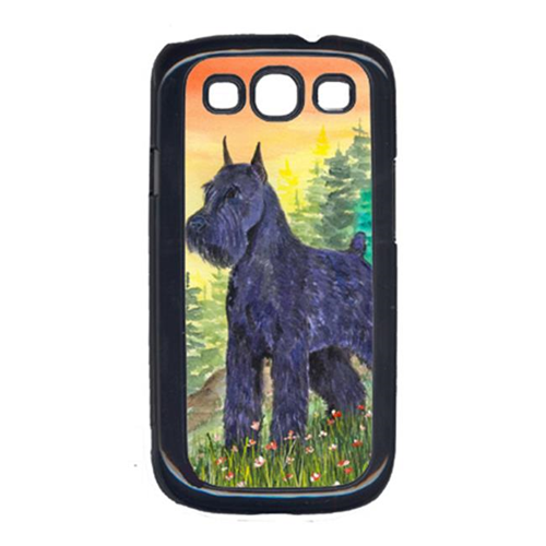 Carolines Treasures SS1051GALAXYSIII Schnauzer Cell Phone Cover Galaxy S111
