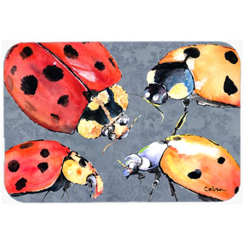 Carolines Treasures 8876MP 9.5 x 8 in. Lady Bug Multiple Mouse Pad Hot Pad or Trivet