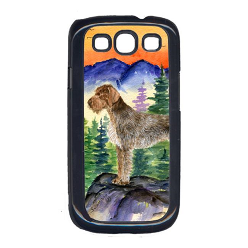 Carolines Treasures SS8226GALAXYSIII German Wirehaired Pointer Galaxy S111 Cell Phone Cover