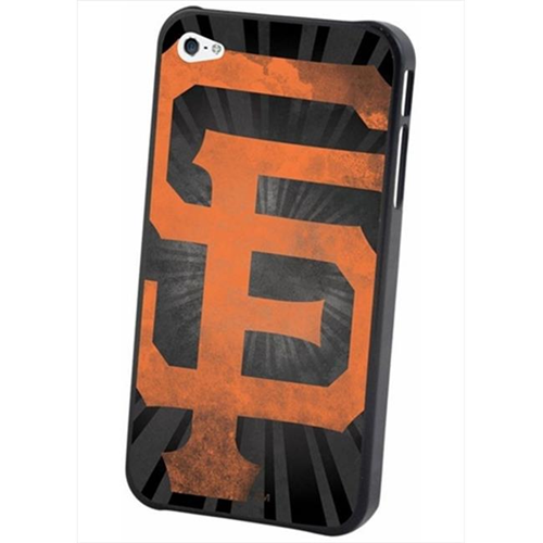 Pangea iPhone 4 & 4S MLB SF Giants Large Logo Lenticular Case