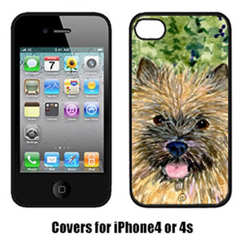 Carolines Treasures SS8799IP4 Cairn Terrier Cell Phone Cover Iphone4