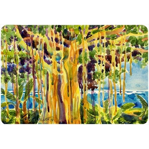 Carolines Treasures 6064MP Tree - Banyan Tree Mouse Pad Hot Pad Or Trivet