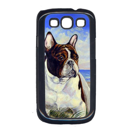 Carolines Treasures 7171GALAXYSIII French Bulldog At The Beach Galaxy S111 Cell Phone Cover