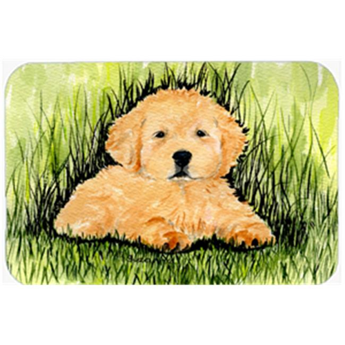 Carolines Treasures SS8476MP Golden Retriever Mouse Pad