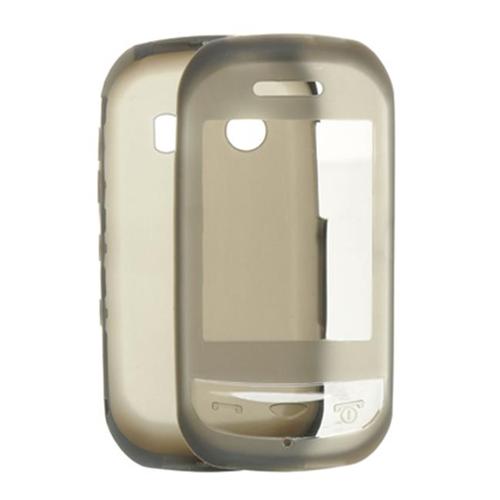 DreamWireless CSSAMB3410SM-TN Samsung Corby Plus-B3410 Crystal Skin Smoke Tined