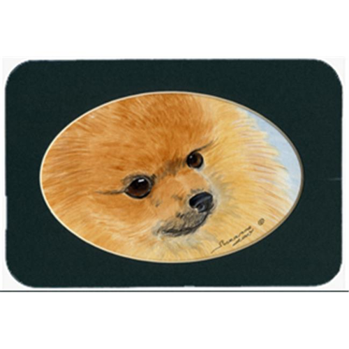 Carolines Treasures SS8051MP Pomeranian Mouse Pad Hot Pad & Trivet