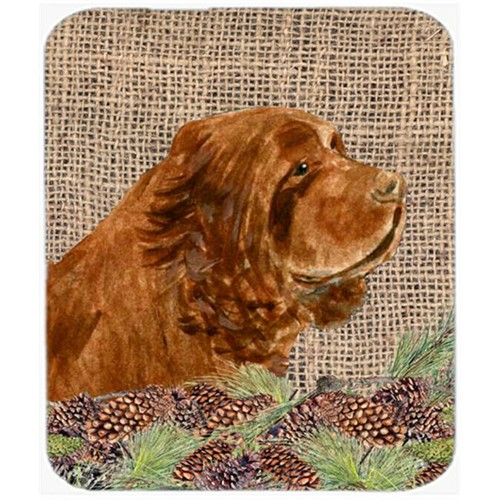 Carolines Treasures SS4099MP Sussex Spaniel Mouse Pad Hot Pad or Trivet
