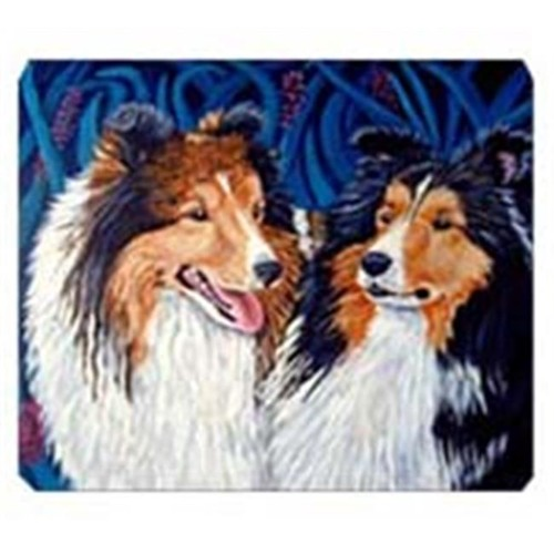 Carolines Treasures 7508MP 8 x 9.5 in. Sheltie Mouse Pad Hot Pad or Trivet