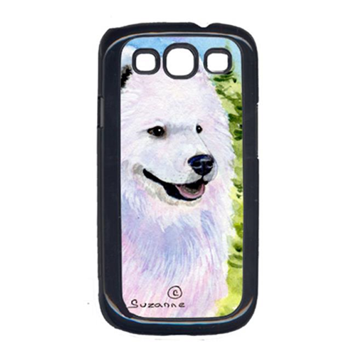 Carolines Treasures SS8755GALAXYSIII Samoyed Cell Phone Cover Galaxy S111
