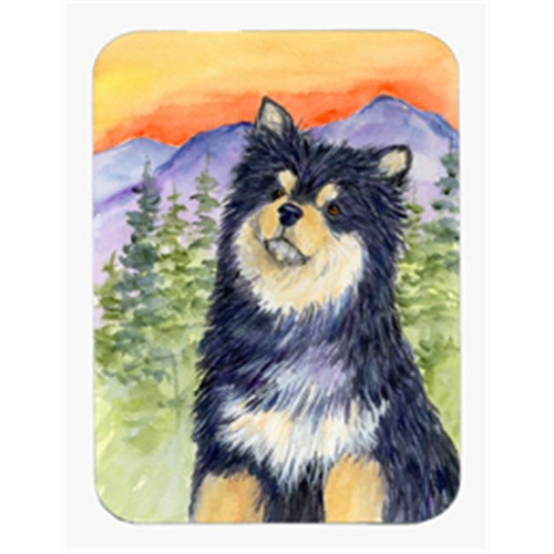 Carolines Treasures SS1057MP 8 x 9.5 in. Finnish Lapphund Mouse Pad Hot Pad or Trivet