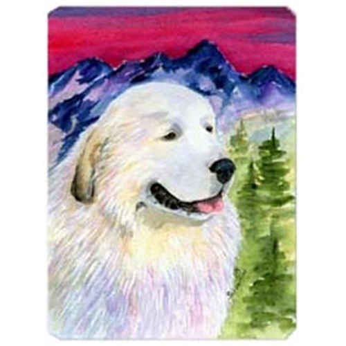 Carolines Treasures SS8473MP Great Pyrenees Mouse Pad