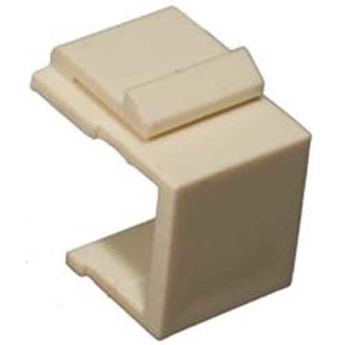 Morris Products 88224 Blank Modular Inserts Ivory