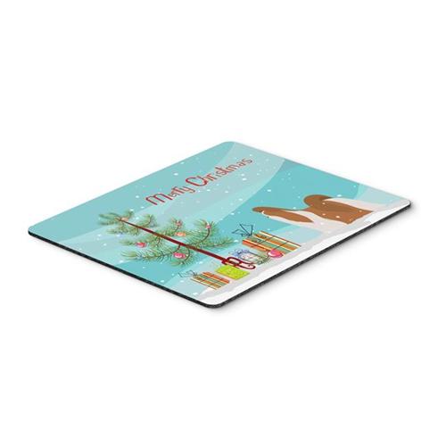 Carolines Treasures BB2964MP Shih Tzu Merry Christmas Tree Mouse Pad Hot Pad or Trivet