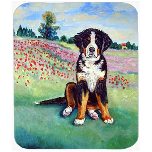 Carolines Treasures 7011MP 9.5 x 8 in. Bernese Mountain Dog Mouse Pad Hot Pad or Trivet
