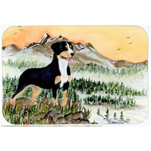 Carolines Treasures SS8119MP Entlebucher Mountain Dog Mouse Pad Hot Pad & Trivet