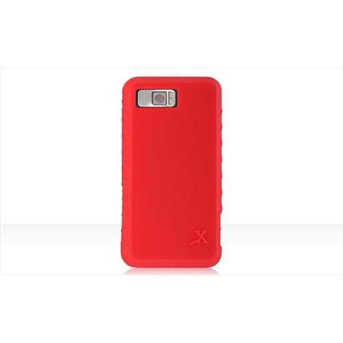 DreamWireless SCSAMI910RD-PR Samsung Omnia & I910 Premium Skin Case Red