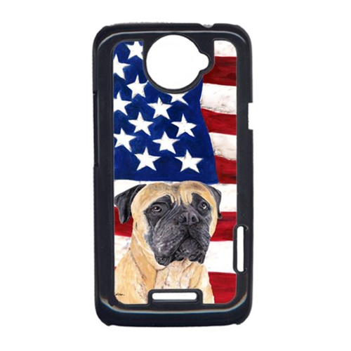 Carolines Treasures cover for HTC One X; HTC One - Multicolor