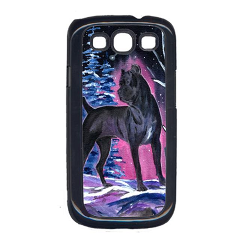 Carolines Treasures SS8410GALAXYSIII Starry Night Cane Corso Cell Phone Cover Galaxy S111
