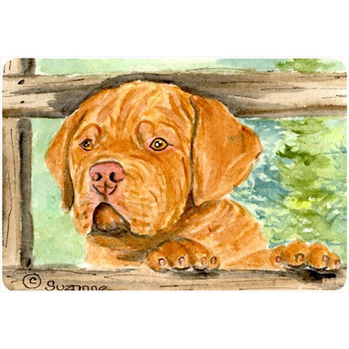 Carolines Treasures SS8926MP Dogue De Bordeaux Mouse Pad Hot Pad Or Trivet