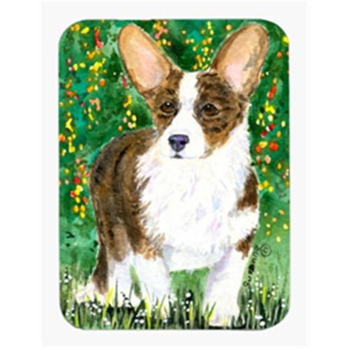 Carolines Treasures SS8970MP Corgi Mouse Pad & Hot Pad & Trivet