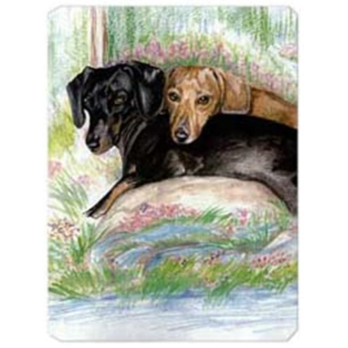 Carolines Treasures VLM1006MP Dachshund Mouse Pad & Hot Pad Or Trivet