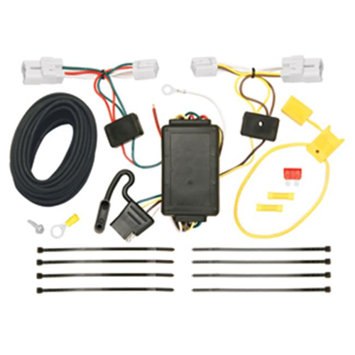 Tow Ready 118522 T-One Connector Assembly With Upgraded Circuit Protected Modulite Module 5.75 x 4.25 x 8.75 in.