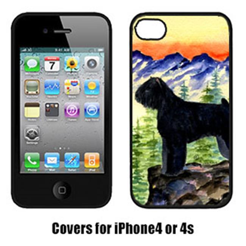 Carolines Treasures SS8286IP4 Bouvier des Flandres Cell Phone cover IPhone 4