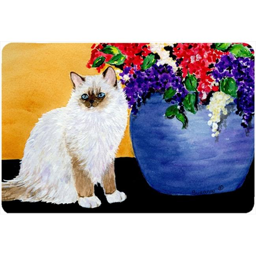 Carolines Treasures SS8604MP Cat - Ragdoll Mouse Pad Hot Pad Or Trivet