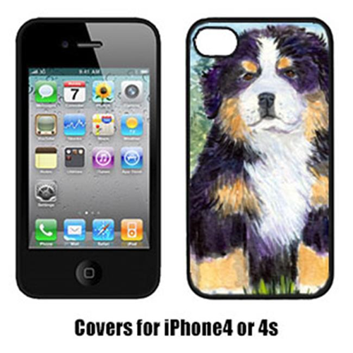 Carolines Treasures SS8861IP4 Bernese Mountain Dog Cell Phone Cover Iphone4