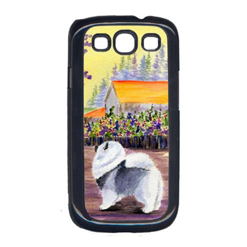 Carolines Treasures SS8452GALAXYSIII Keeshond Galaxy S111 Cell Phone Cover