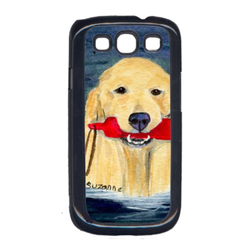 Carolines Treasures SS8868GALAXYSIII Golden Retriever Galaxy S111 Cell Phone Cover