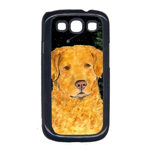 Carolines Treasures SS8487GALAXYSIII Starry Night Chesapeake Bay Retriever Cell Phone Cover For Galaxy S111