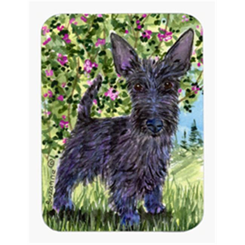 Carolines Treasures SS8889MP Scottish Terrier Mouse Pad & Hot Pad & Trivet