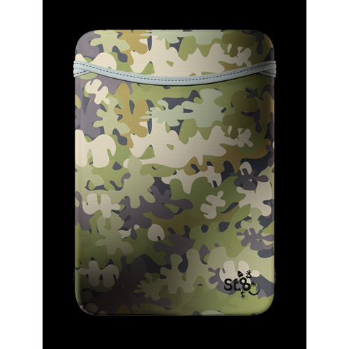 Slick Lizard Design 160101003 SL8 Tablet Edition - Multi-Reversible Neoprene Sleeve Camo