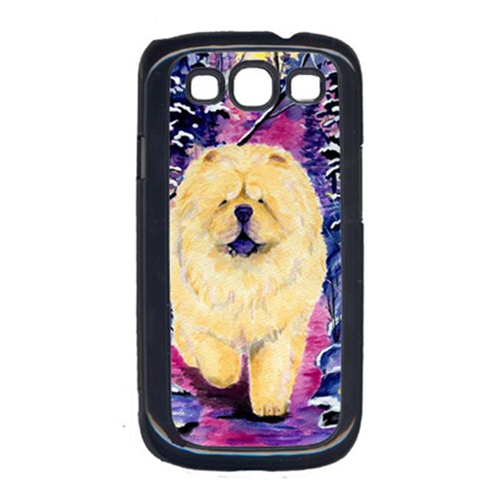 Carolines Treasures SS1005GALAXYSIII Chow Chow Cell Phone Cover For Galaxy S111