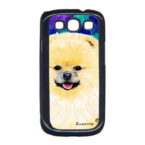 Carolines Treasures SS8997GALAXYSIII Pomeranian Cell Phone Cover Galaxy S111