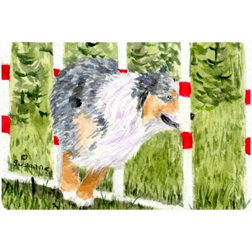 Carolines Treasures SS8885MP 9.25 x 7.75 in. Australian Shepherd Mouse Pad Hot Pad or Trivet