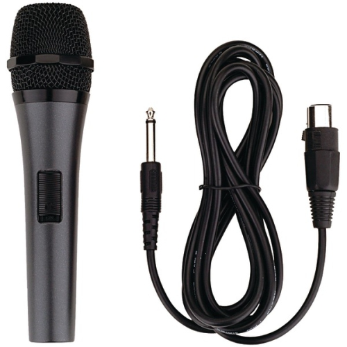 emerson m189 professional dynamic microphone with detachable cord karaoke best buy canada. Black Bedroom Furniture Sets. Home Design Ideas