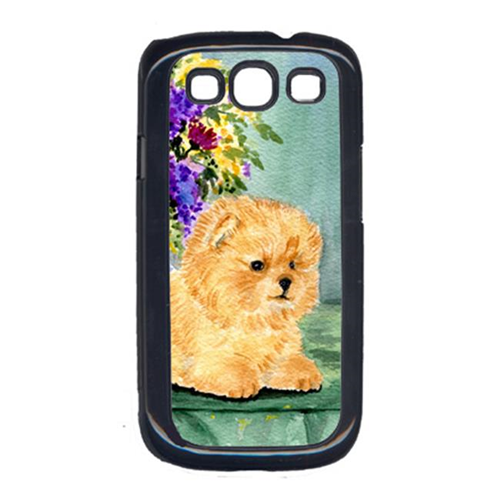 Carolines Treasures SS8302GALAXYSIII Pomeranian Cell Phone Cover Galaxy S111