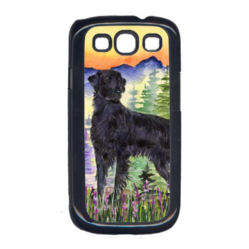 Carolines Treasures SS8263GALAXYSIII Flat Coated Retriever Galaxy S111 Cell Phone Cover