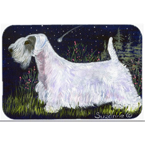 Carolines Treasures SS8145MP Sealyham Terrier Mouse Pad Hot Pad & Trivet