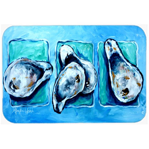 Carolines Treasures MW1110MP Oysters Oyster Plus Oyster - Oysters Mouse Pad Hot Pad or Trivet
