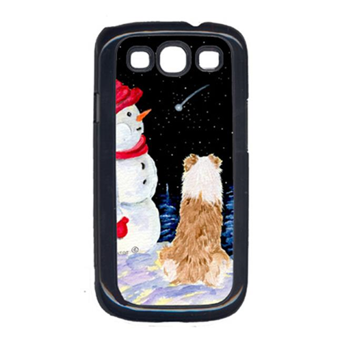 Carolines Treasures SS8573GALAXYSIII Australian Shepherd Cell Phone Cover Galaxy S111